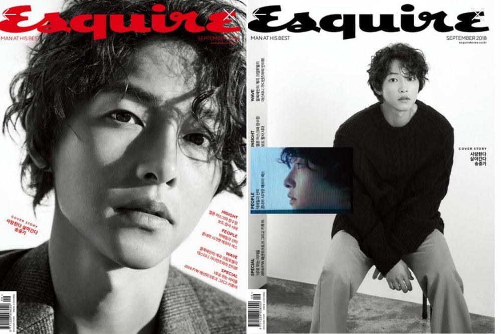 Esquire Korea 宋仲基