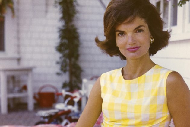 Jackie Kennedy Eyebrows