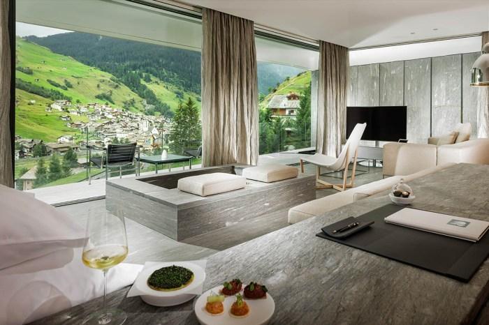 一生必到系列:瑞士的 7132 Hotel,美絕的一個境地