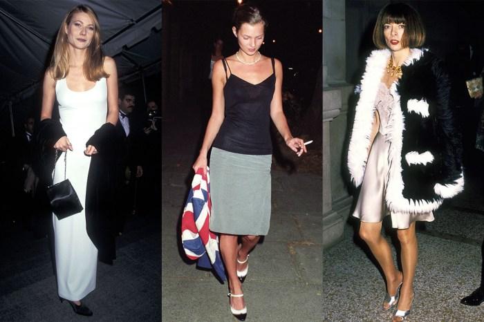 最受 90 年代女星歡迎的 7 大鞋款,哪雙成就了你心目中最優雅的「她」?