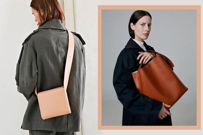 治癒系袋子!讓簡約控難以抗拒的袋子品牌推介