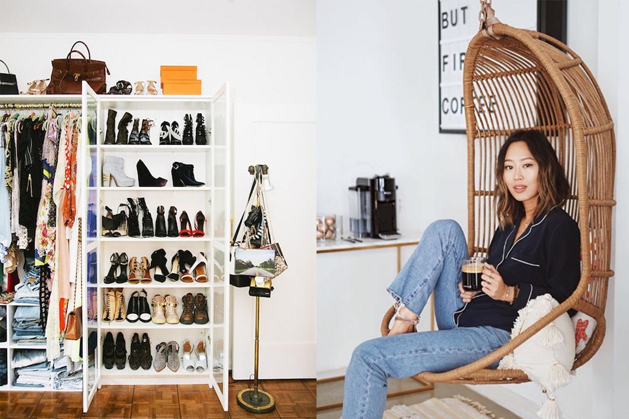 Aimee Song's Closet-Organizing