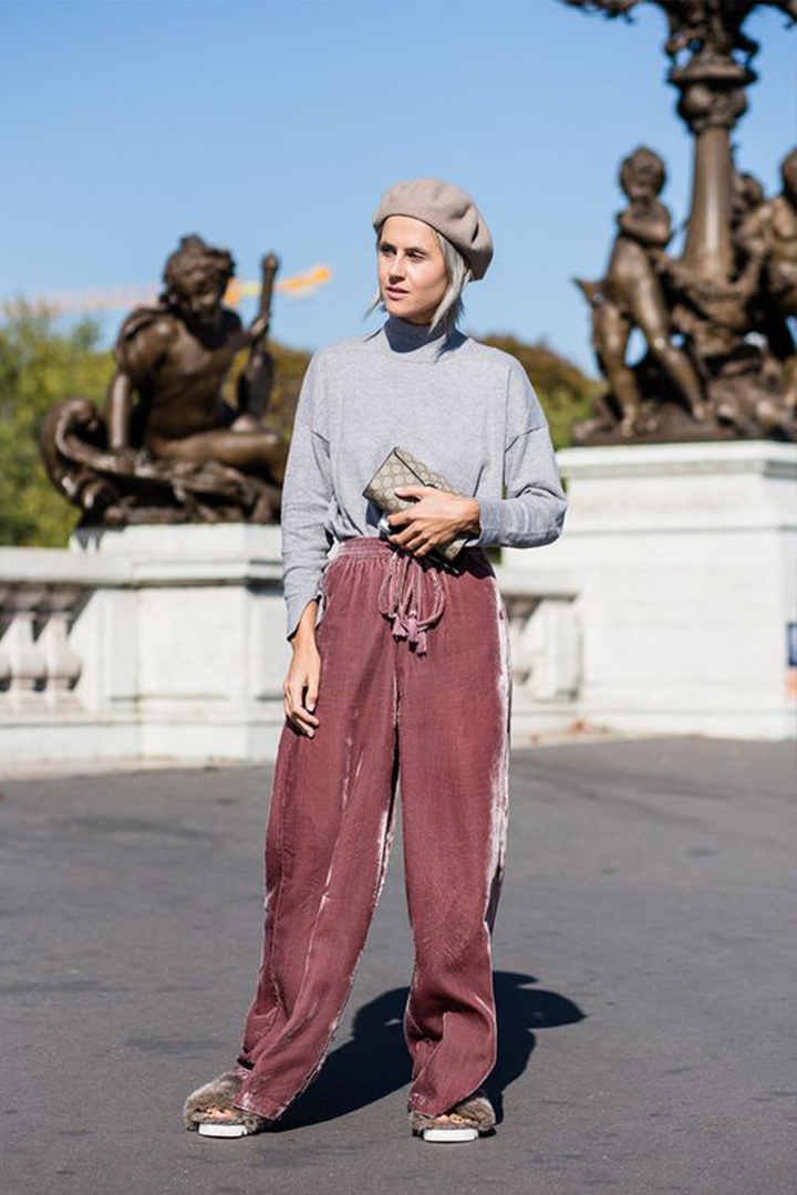 How to Wear a Beret Without Looking Like a Total Tourist