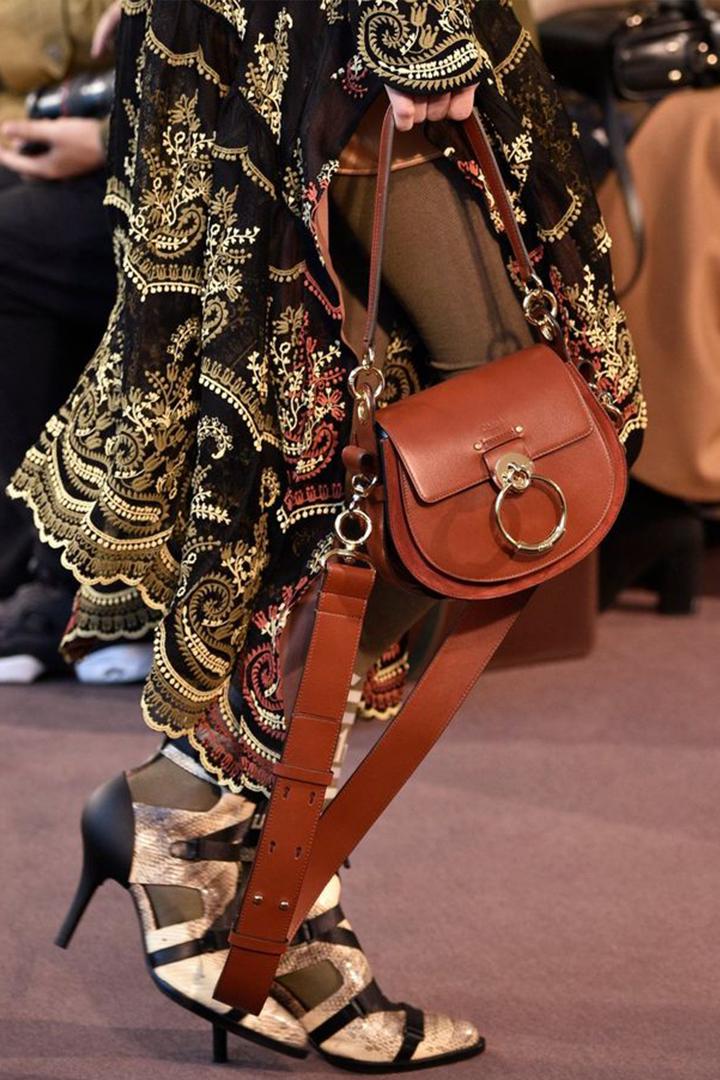 Chloé Tess Camera Bag