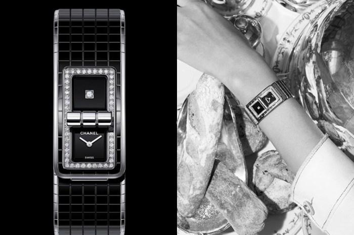 CHANEL 全新 CODE COCO 腕錶,為你注入獨特時尚符碼