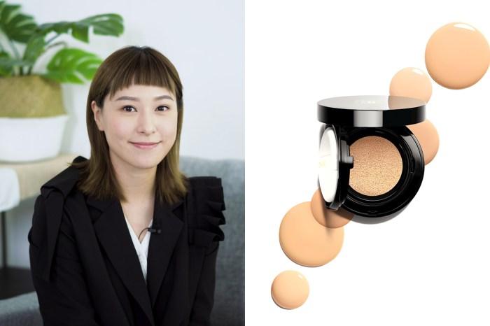 CHANEL 全新奶油氣墊粉底,一次性解決唱作女歌手 Yuki Lovey 的肌膚煩惱!