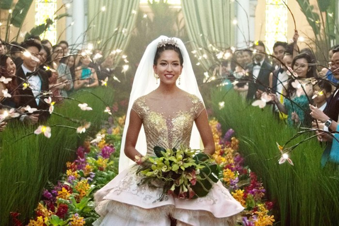 你所不知道的富豪生活都在《Crazy Rich Asians》中看到!