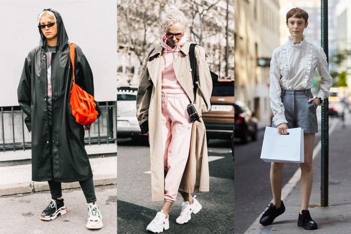 繼續發揮「醜得時尚」的本色!Dad Sneakers 街頭穿搭靈感 20+