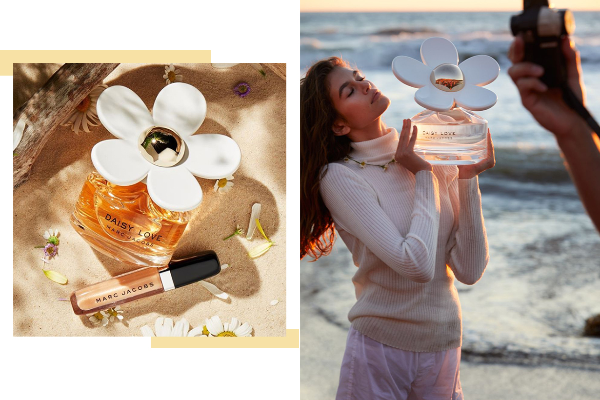 Marc Jacobs Beauty Launches Enamored Lip Gloss Inspired by the New Daisy Love Fragrance