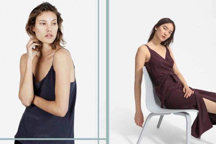 「可持續發展」不僅僅是口號:良心小眾品牌 Everlane 切換供應商,只為推出 Clean Silk 系列
