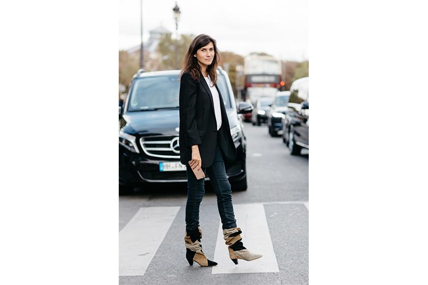 Emmanuelle Alt French Style