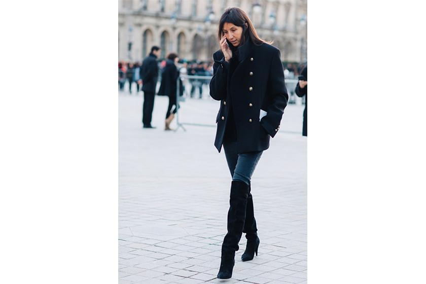 Géraldine Saglio French Style