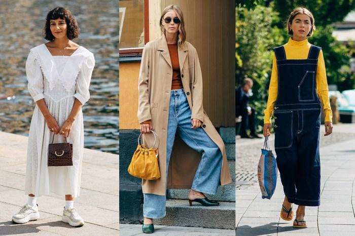 永遠看不膩的時裝週街拍 50 +:來到瑞典的斯德哥爾摩,才發現北歐女孩這麼時髦!