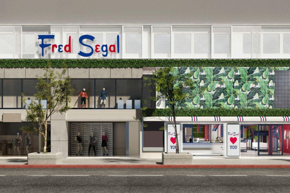 Fred Segal 台灣台北店