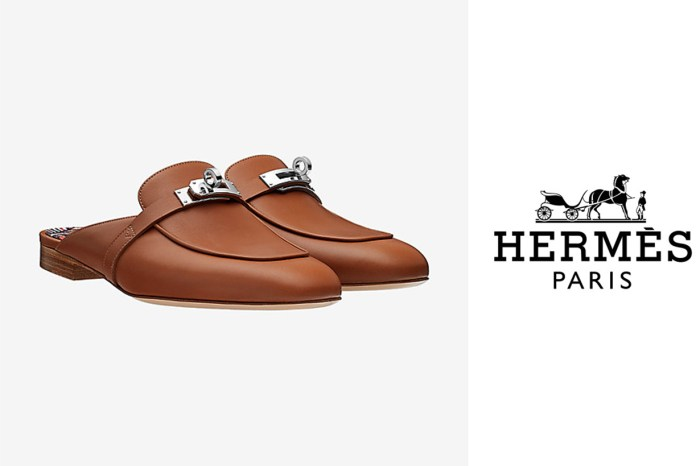 可能是世上最矜貴的拖鞋:Hermès Oz Mules 華麗登場!