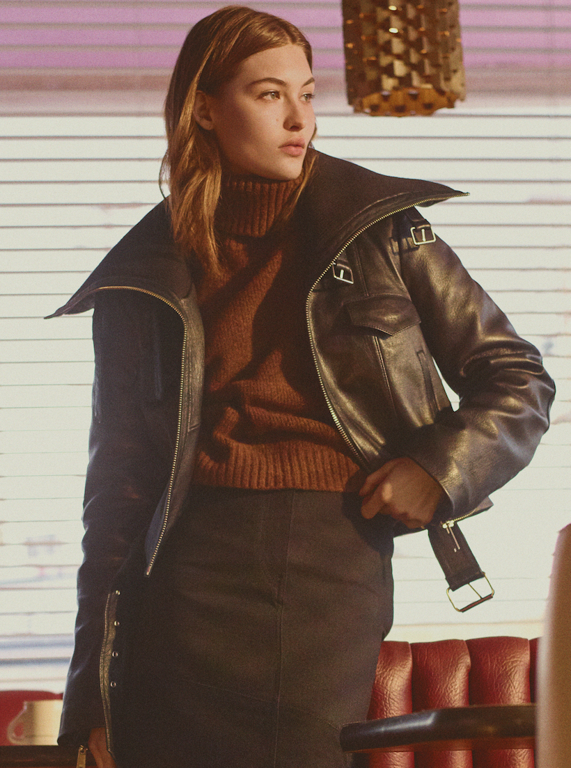 H&M Studio 2018 AW Twin Peaks release news fashion