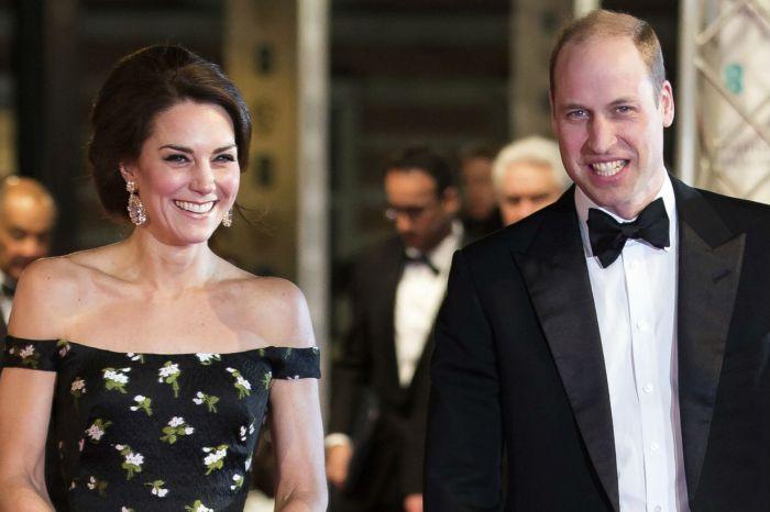 和老婆的甜蜜巧合?威廉王子臉上也有一道「Harry Potter 疤痕」!