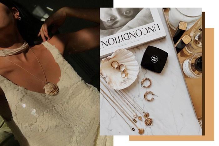 翻遍時尚女孩的 Instagram,發現了她們近期最愛的 6 大首飾元素!