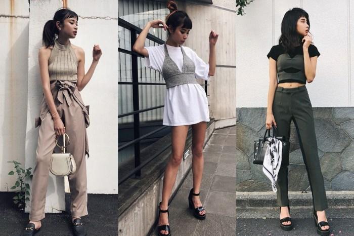20 歲便創立時裝品牌,日本 IG 女孩滝口樹理太懂穿搭了吧?