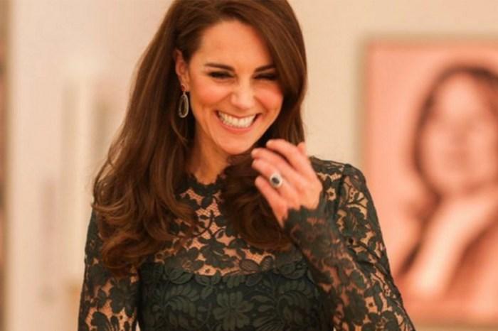 聰明!凱特王妃用這個小技巧,避免甩掉高跟鞋的尷尬