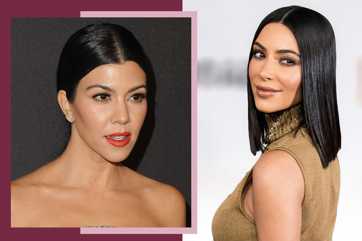 Kim & Kourtney Kardashian Slammed by PETA for Playing with Pet Monkeys