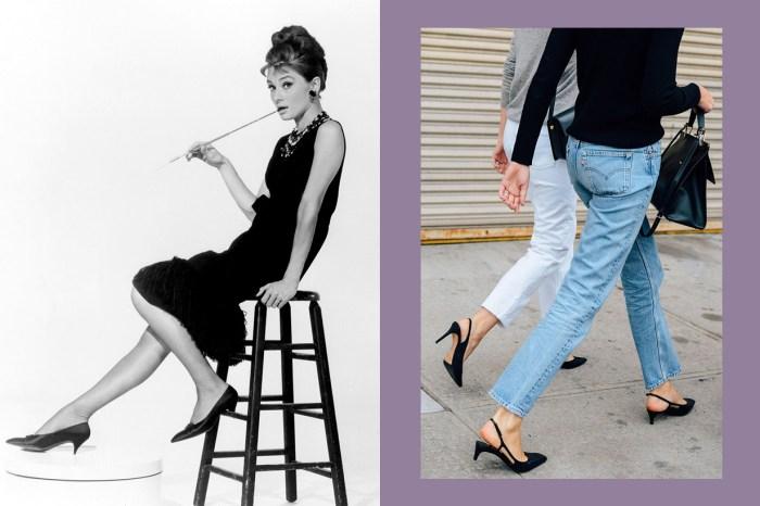 時髦女孩輕盈的腳步,從一雙充滿故事的貓跟鞋開始!