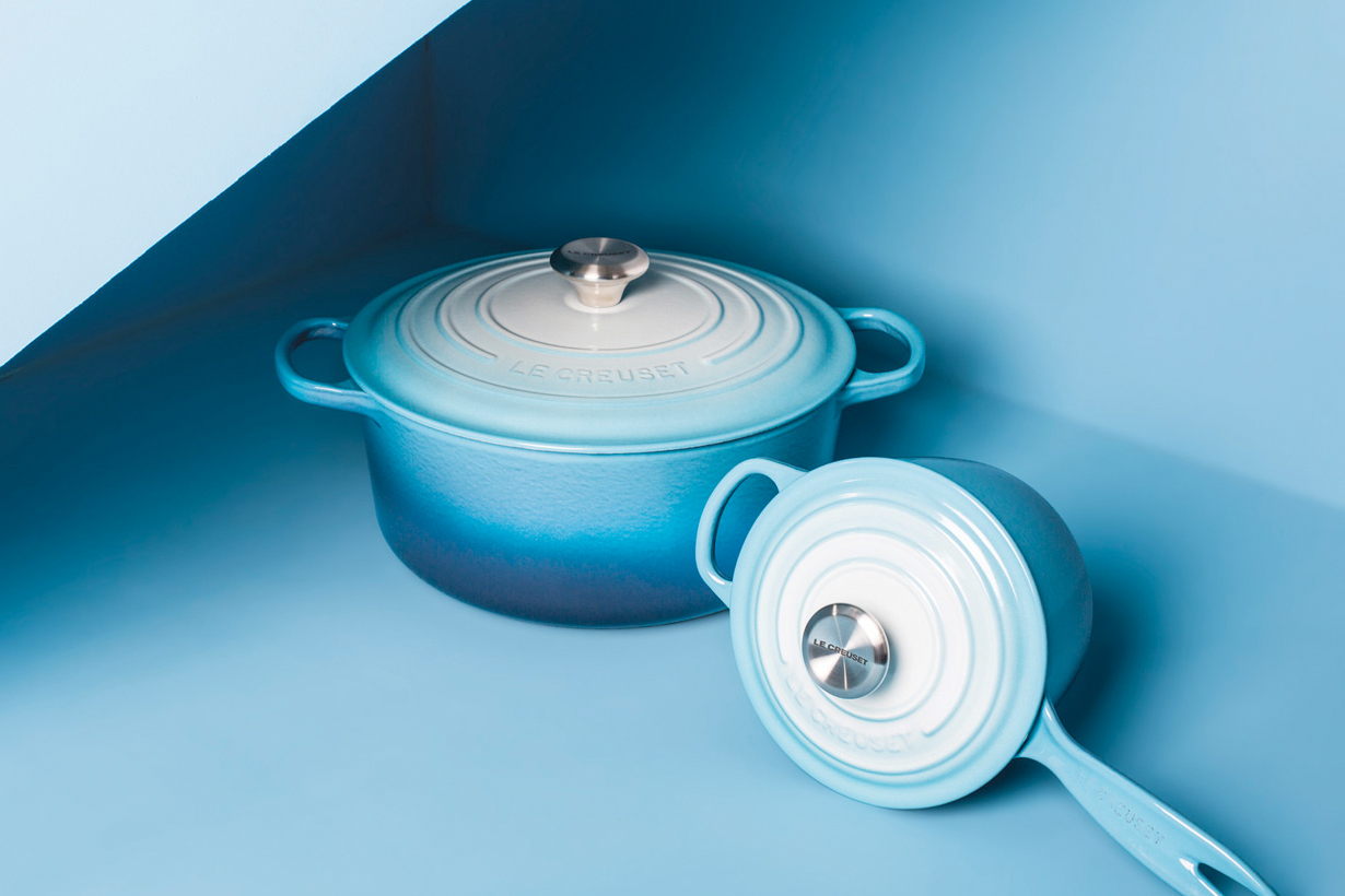 le creuest ombre new collection where to buy cookware