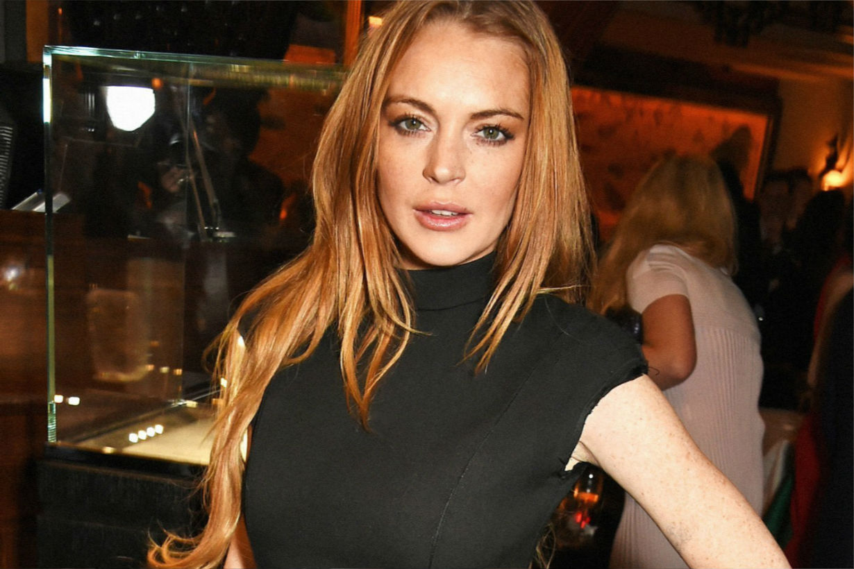 Lindsay Lohan thinks women who share their Me Too stories 'look weak'