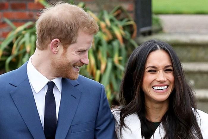 情侶間總會有甜蜜的專屬暱稱,原來梅根與哈里王子也不例外⋯⋯