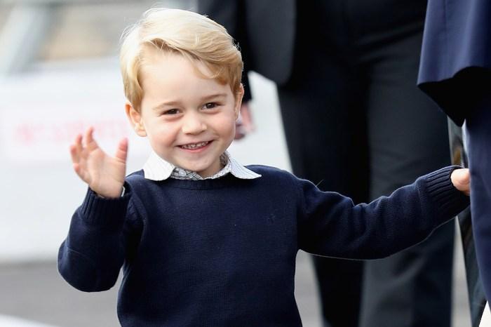 喬治小王子又開學了!不止要學習芭蕾舞,皇室還為他準備了小小「成長禮」?