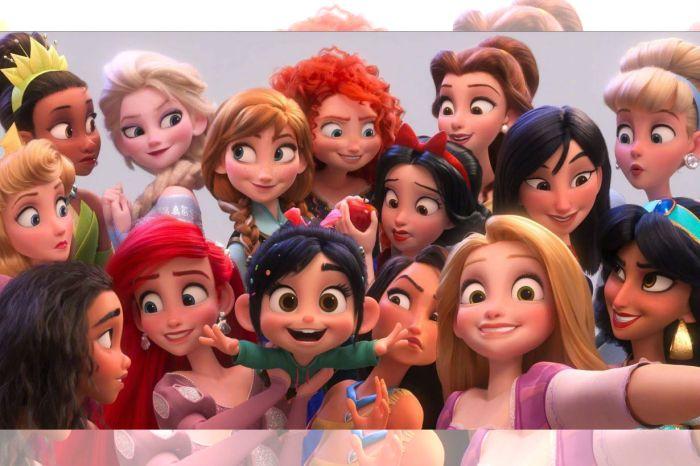 當迪士尼公主們穿上現代睡衣?《無敵破壞王2》更多獨家片段流出!