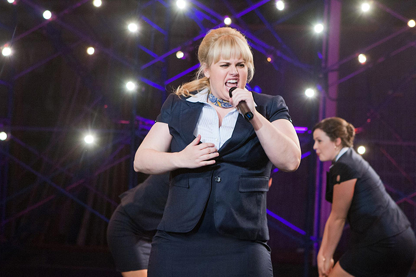 Rebel Wilson fat amy lose weight