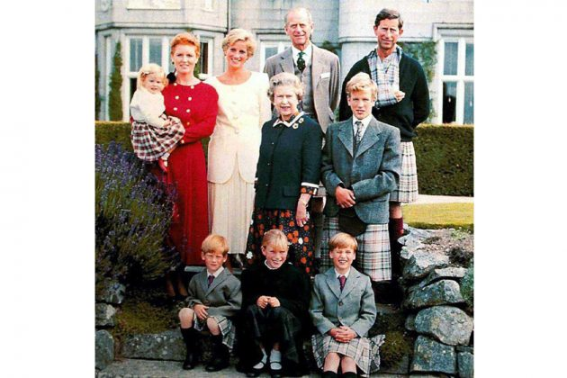 Royal Family Tartan