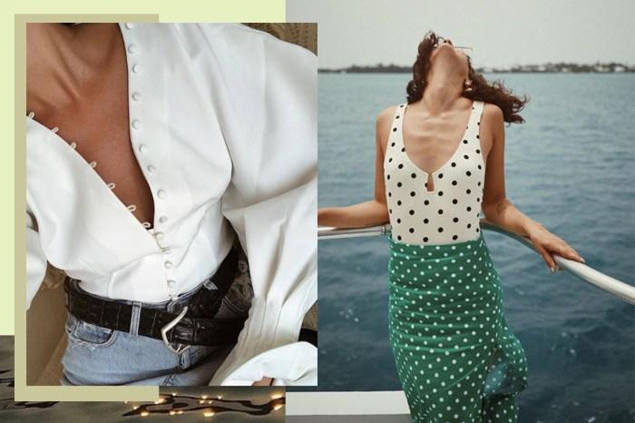 7 大夏季流行關鍵詞,至少有 3 項才算是年度 Fashion Girl!