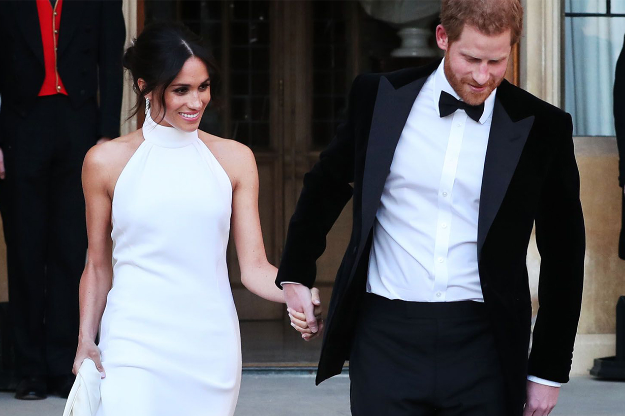 Why Stella McCartney Was Chosen to Design Meghan Markle's Wedding Reception Dress