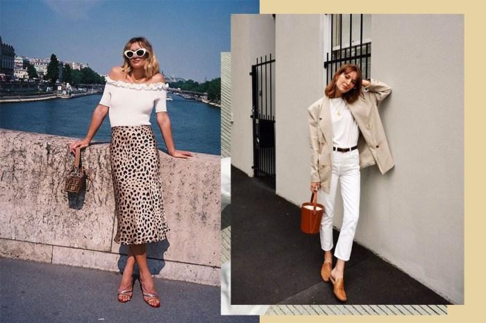 紅遍 Instagram 的 3 套夏季穿搭,時尚達人只靠這 9 件單品完成!