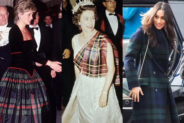 英女皇與梅根王妃的共同品味?秘密是這個皇家御用的時尚元素