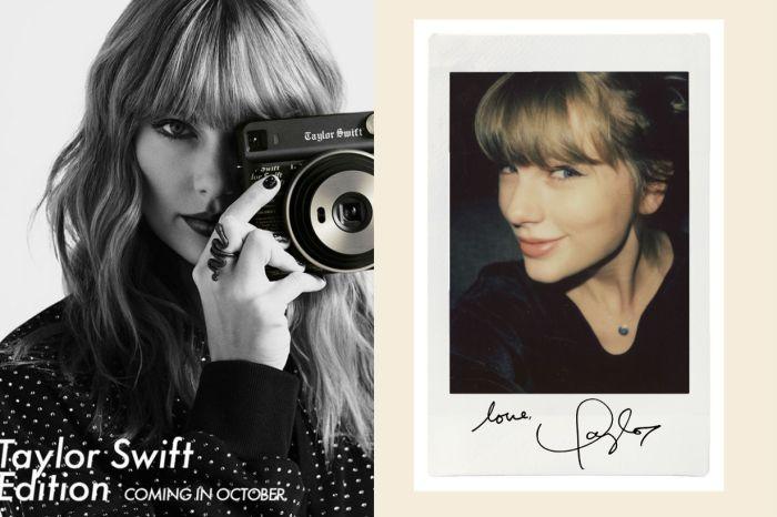 Taylor Swift 即將推出這個夢幻聯名商品,即使不是粉絲也好想入手!