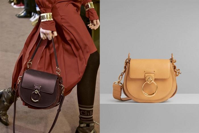 給 Chloé 女孩的秋冬浪漫:比想像中更細緻的 Tess Camera 手袋