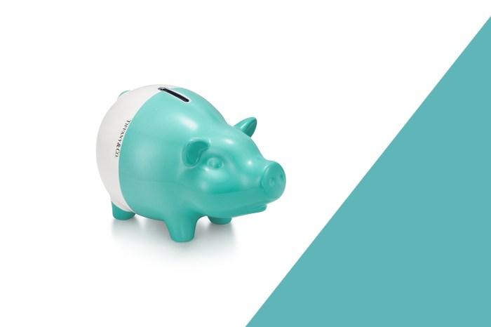 Tiffany & Co. 推出 Tiffany Blue 豬仔錢罌太可愛了!想入手就看這裡