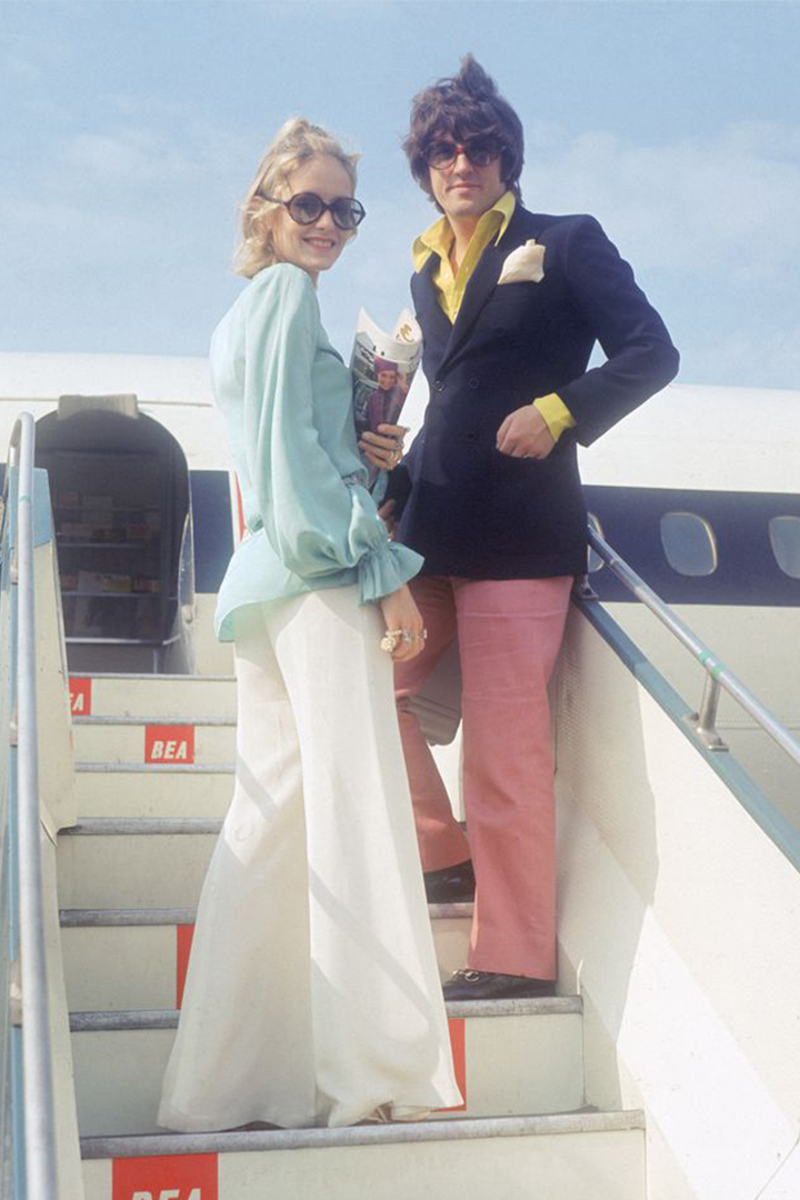 Fashion Icons' Sunglasses Style
