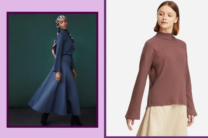 英日設計師眼中的「穆斯林」:擁抱不同女性之美,Hana Tajima X Uniqlo 秋冬系列現已登場
