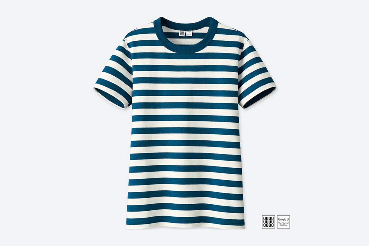 striped tshirt mix and match