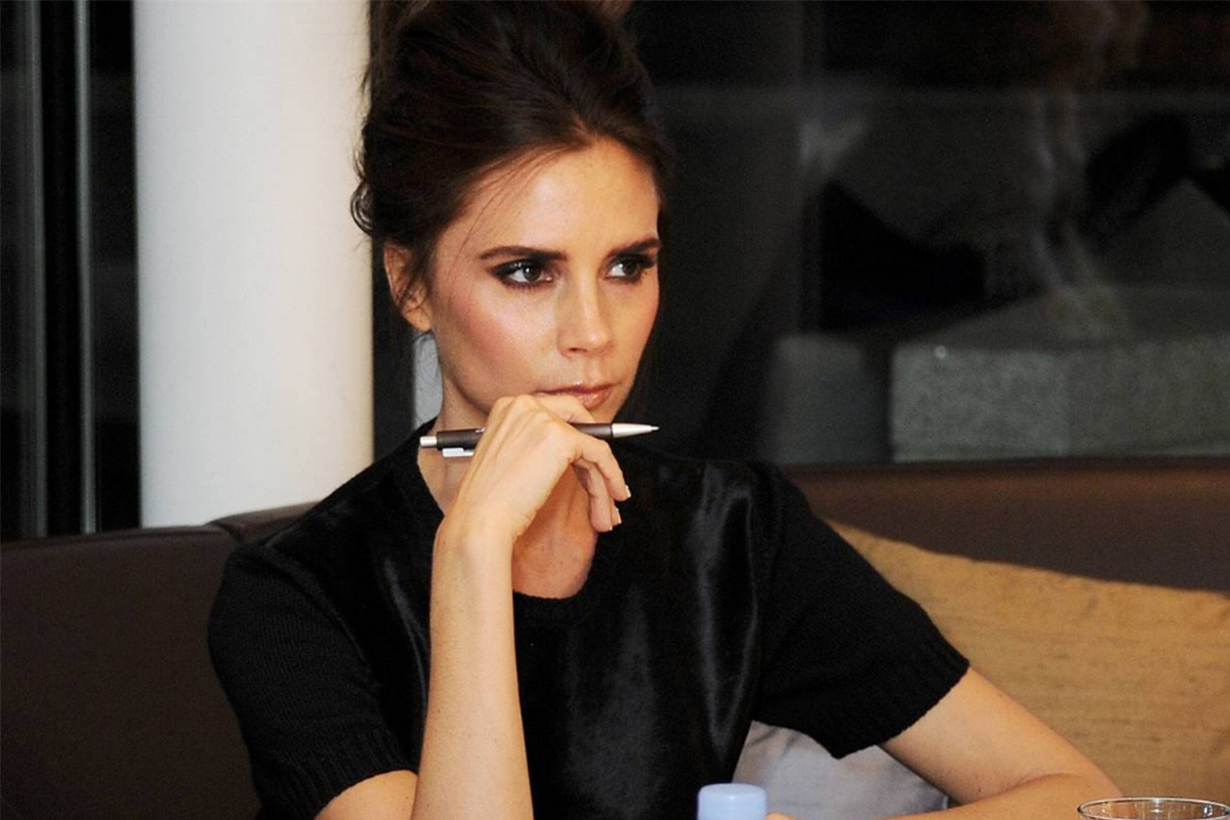 Victoria Beckham Accused of Mocking Depression with This T-Shirt