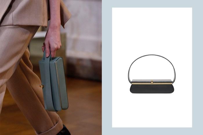 簡約又小巧的 Powder Box,靈感來自 Victoria Beckham 的化妝盒?