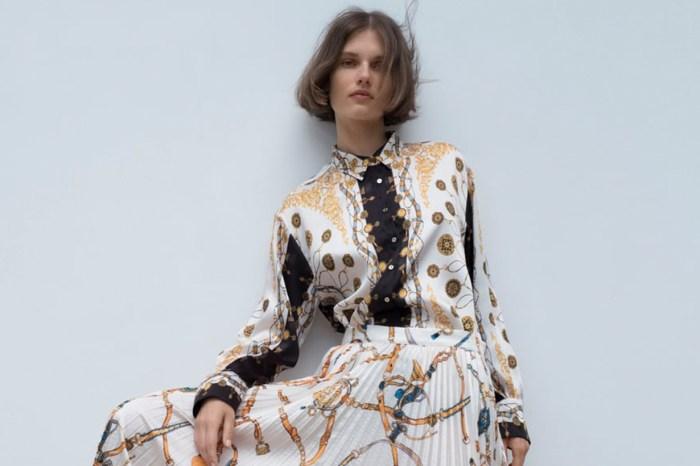 這件 Zara 單品被「爆買」,搶一件襯出高質週末 look