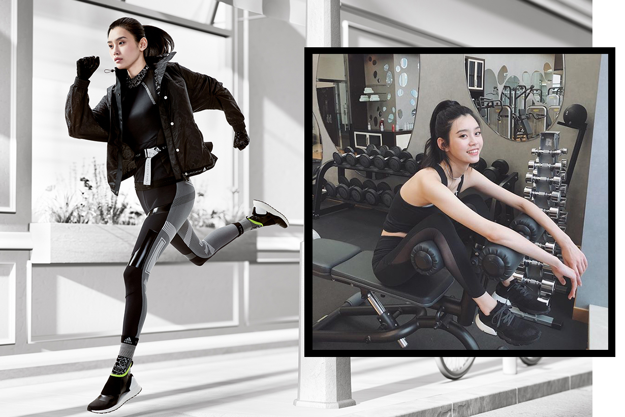 MingXi for Adidas by by Stella McCartney