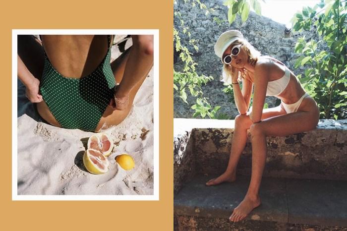 連維密天使也熱捧!原來 Victoria's Secret Angel 私底下都穿這些超辣泳衣!