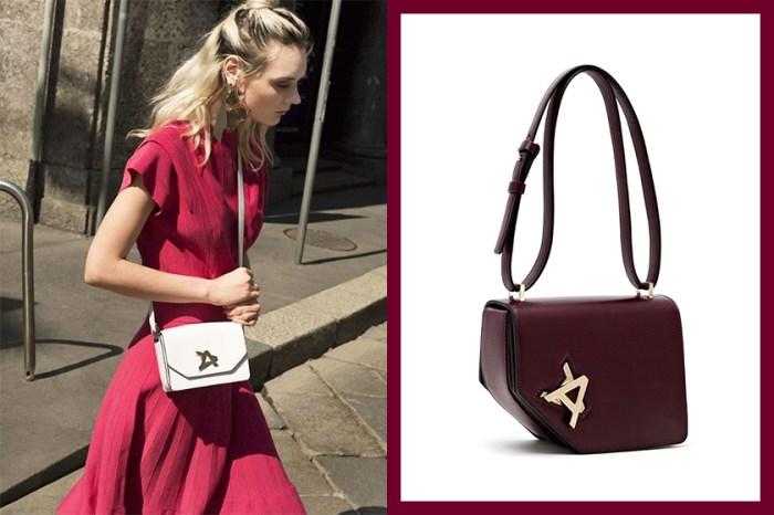 簡約又有質感的設計:跟你印象中的風格好不一樣!這款手袋竟然是來自這個品牌?
