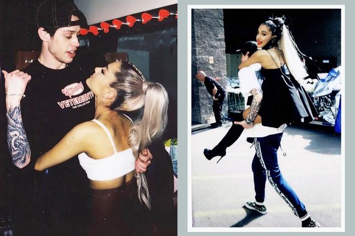 Ariana Grande 親口憶述未婚夫求婚的情節,竟然是這麼「非傳統」!